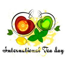 Отмечаем вместе всемирный День чая!